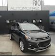 Foto venta Auto usado Chevrolet Trax Premier Aut (2017) color Gris precio $279,000