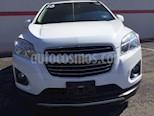 Foto venta Auto Seminuevo Chevrolet Trax TRAX LTZ PAQ C (2016) color Blanco Galaxia precio $255,000