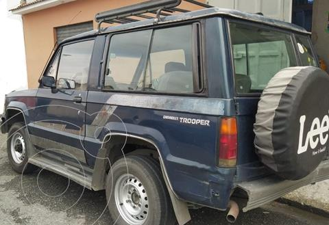 Chevrolet Trooper 3P 4X4 TM AA usado (1990) color Azul precio u$s4.300