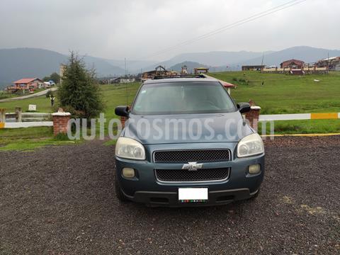 foto Chevrolet Uplander LS Paq. V usado (2007) color Gris precio $72,000