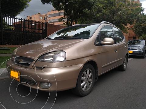 Chevrolet Vivant 2.0 AT 5P usado (2007) color Bronce precio $17.800.000