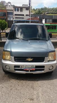 Chevrolet Wagon R Sinc. usado (2002) color Gris precio u$s1.200