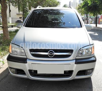 Chevrolet Zafira GLS usado (2005) color Plata precio $300.000