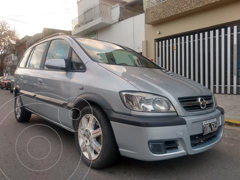 Chevrolet Zafira GLS usado (2010) color Plata Polaris precio $950.000