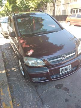Chevrolet Zafira GLS usado (2006) color Marron precio $480.000