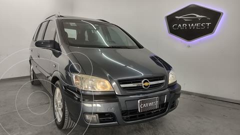 Chevrolet Zafira GLS usado (2009) color Gris Plata  precio $870.000