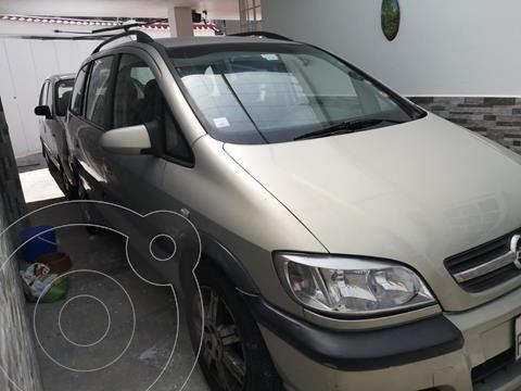 Chevrolet Zafira Otro usado (2005) color Plata precio u$s7.200