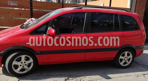 Chevrolet Zafira 2.2L A usado (2004) color Rojo precio $65,000