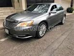 Foto venta Auto usado Chrysler 200 3.6L Limited (2013) color Gris precio $132,700