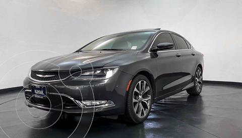 Chrysler 200 200C usado (2015) color Gris precio $252,999