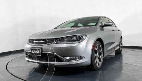 Chrysler 200 200C usado (2015) color Plata precio $254,999