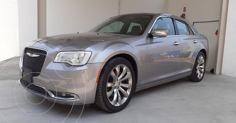 Chrysler 300 C 3.6L Pentastar usado (2017) color Plata Dorado precio $319,900