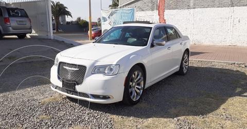 Chrysler 300 C 3.6L Pentastar usado (2017) color Blanco precio $319,900