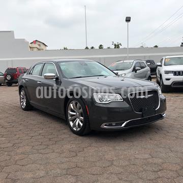 Chrysler 300 C 3.6L Premium  usado (2017) color Granito precio $450,000