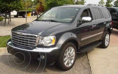 Chrysler Aspen Limited 4x2 usado (2009) color Cafe precio $233,666