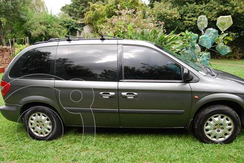Chrysler Caravan 3.3 SE Aut usado (2006) color Gris precio $900.000