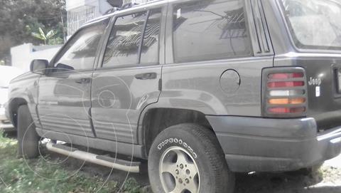 Chrysler gran cherokee gran cherokee usado (1997) color Verde precio u$s2.000