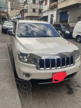 Chrysler gran cherokee special edition usado (2012) color Blanco precio u$s12.000
