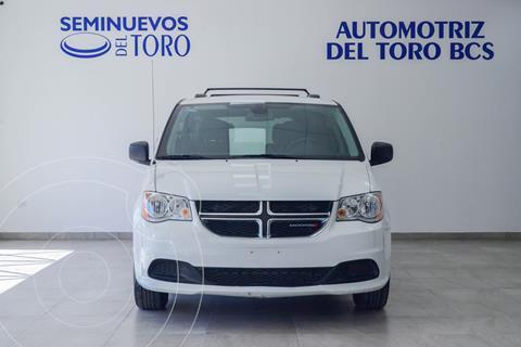 Chrysler Grand Voyager LE Aut usado (2019) color Blanco precio $375,000