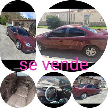 Chrysler Neon LE Auto. usado (2001) color Rojo precio u$s1.750