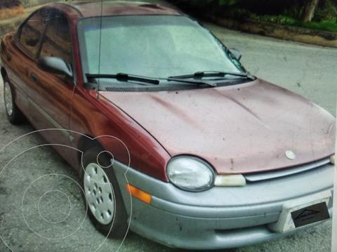 Chrysler Neon LE Sinc. usado (1999) color Rojo precio u$s850