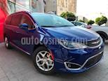 Foto venta Auto usado Chrysler Pacifica Limited Platinum (2018) color Azul Jazz precio $703,183