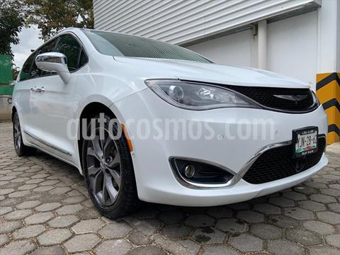 Chrysler Pacifica LIMITED PLATINUM usado (2017) color Blanco precio $479,999