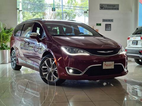 Chrysler Pacifica Limited Platinum usado (2020) color Rojo Cobrizo precio $793,449