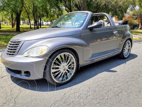 Chrysler PT Cruiser Touring Convertible ATX usado (2009) color Plata precio $99,900