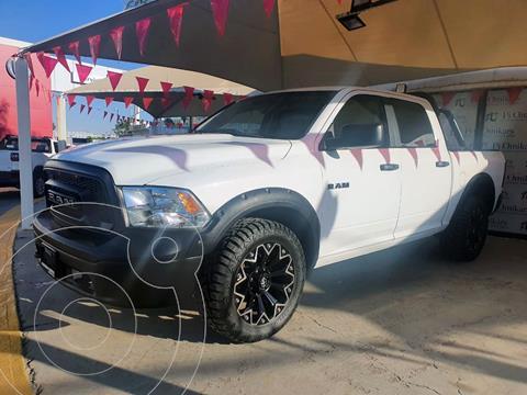 Chrysler Ram 1500 SLT Laramie 4x4 Quad Cab Aut usado (2017) color Blanco precio $950,000