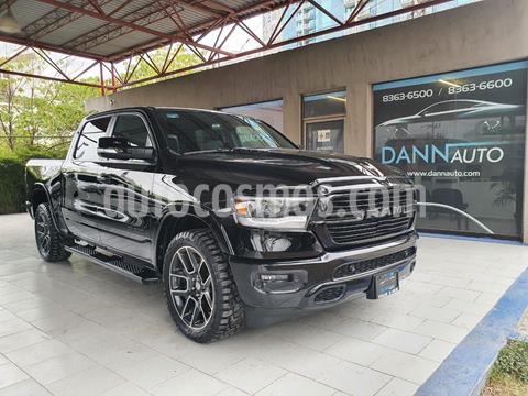 Chrysler Ram 1500 SLT Laramie 4x4 Quad Cab Aut usado (2019) color Negro precio $869,000