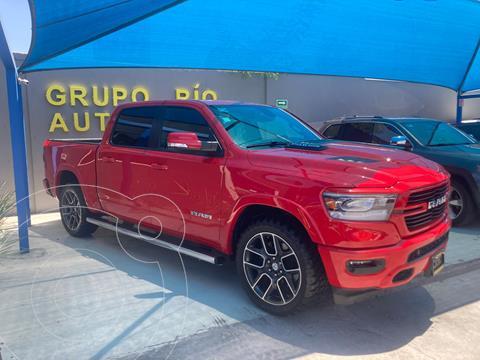 Chrysler Ram 1500 SLT Laramie 4x4 Quad Cab Aut usado (2019) color Rojo precio $869,000