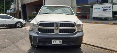 Chrysler Ram 1500 Custom usado (2015) color Blanco precio $299,000