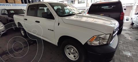Chrysler Ram 1500 Custom usado (2018) color Blanco precio $465,000