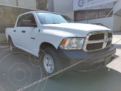 Chrysler Ram 1500 SLT Laramie 4x4 Quad Cab Aut usado (2016) color Blanco precio $323,600