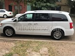 Chrysler Town and Country Li 3.6L usado (2014) color Blanco precio $170,000