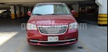 Foto venta Auto usado Chrysler Town and Country Touring Piel 3.6L (2015) color Rojo Cerezo precio $290,000