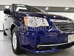 Foto venta Auto usado Chrysler Town and Country Touring Piel 3.6L (2012) color Azul precio $195,000