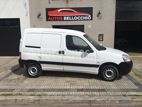 Citroen Berlingo Furgon 1.6 HDi usado (2010) color Blanco precio $720.000