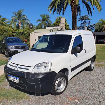 Citroen Berlingo Furgon 1.6 HDi Business usado (2018) color Blanco Banquise precio $1.385.000