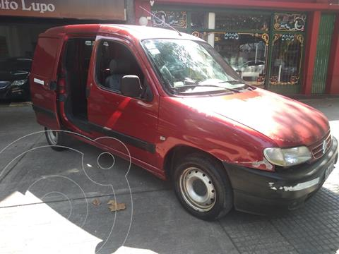 Citroen Berlingo Furgon 1.9 D FULL usado (2007) color Bordo precio $430.000