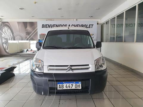 Citroen Berlingo Furgon 1.6 HDi Business usado (2017) color Blanco precio $1.120.000