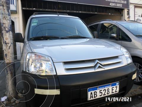 Citroen Berlingo Furgon 1.6 HDi Business usado (2017) color Gris Claro precio $1.265.000