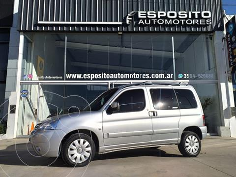 Citroen Berlingo Furgon 1.6 HDi Business Mixto usado (2018) color Gris Claro precio $1.950.000