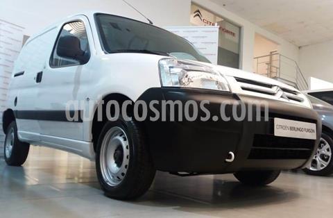 Citroen Berlingo Furgon 1.6 Business nuevo color Blanco Banquise precio $1.530.000