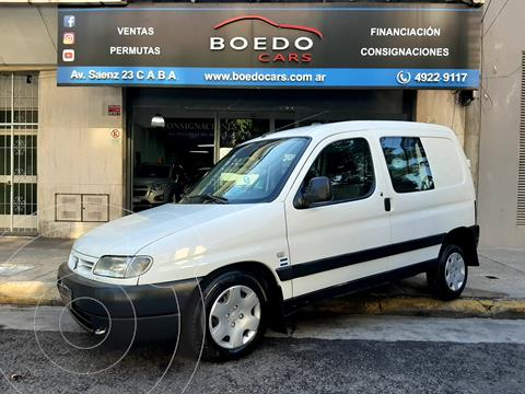 Citroen Berlingo Furgon Hdi 92 Business usado (2008) color Blanco precio $619.900