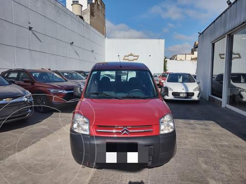 Citroen Berlingo Furgon 1.6 Business usado (2020) color Rojo Rubi financiado en cuotas(anticipo $1.200.800)