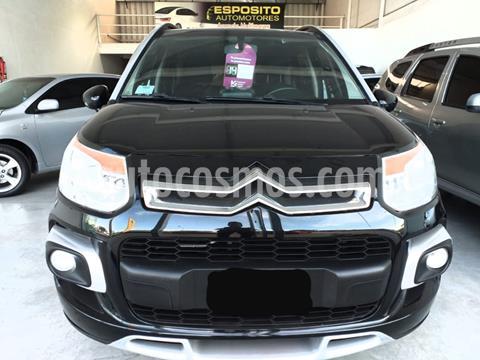 foto Citroën C3 Aircross 1.6 VTi Tendance usado (2014) color Negro precio $875.000