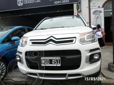 Citroen C3 Aircross 1.6i Exclusive usado (2013) color Blanco precio $1.095.000