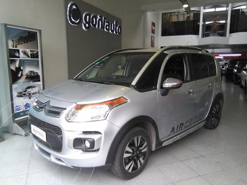Citroen C3 Aircross 1.6i 16v Exclusive usado (2018) color Gris precio $1.100.000